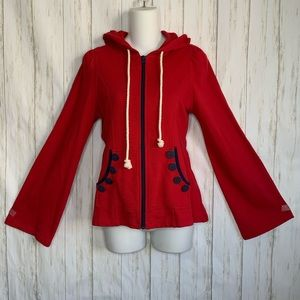 Anthropologie Saturday Sunday Hooded Sweater